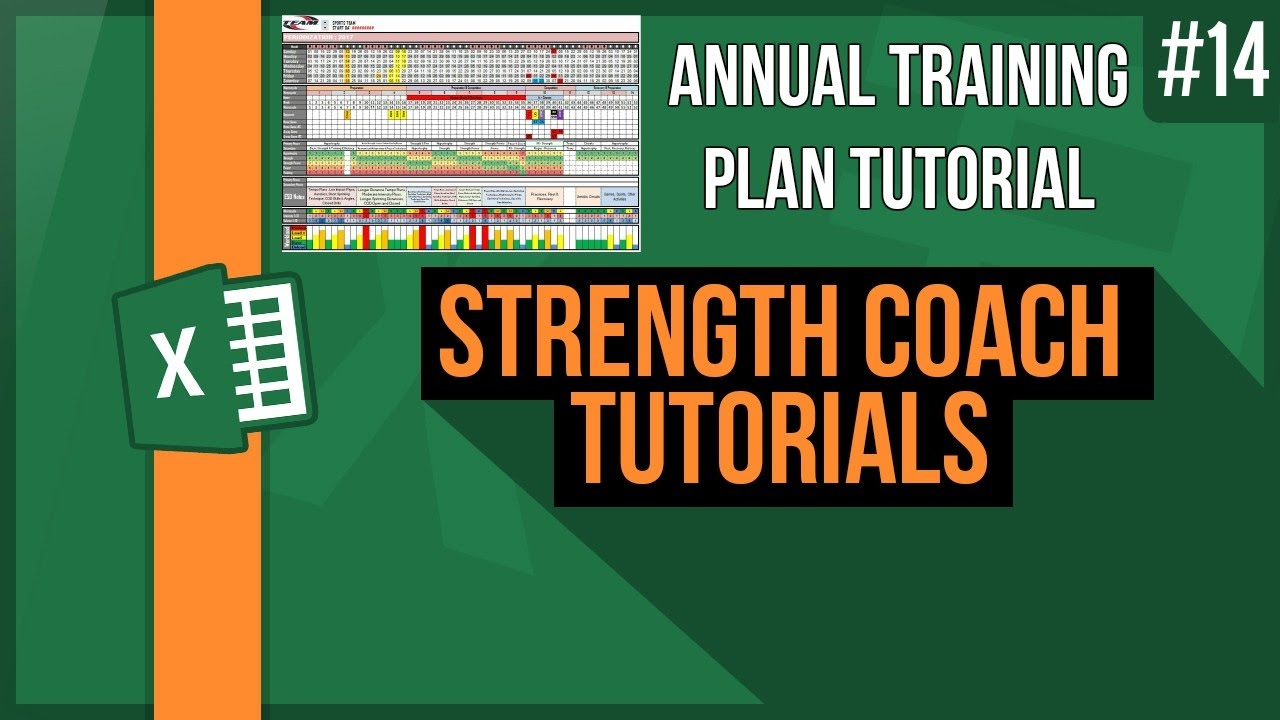 How To Design A Yearly Training Plan
