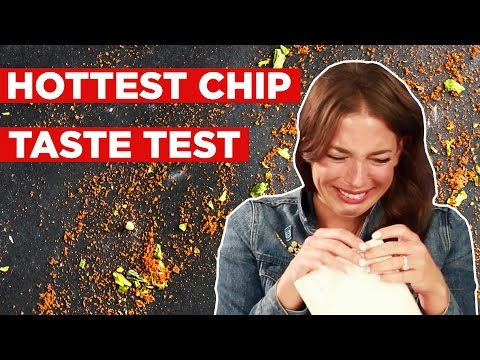 Thumbnail: People Try To Eat The World's Hottest Chip