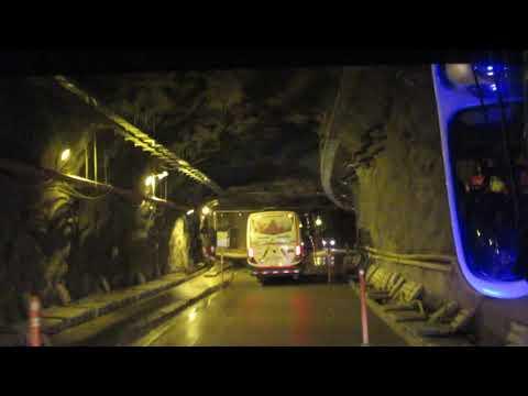 Viajando por la margen derecha de #HidroItuango Tunel vial Viernes 5 abril