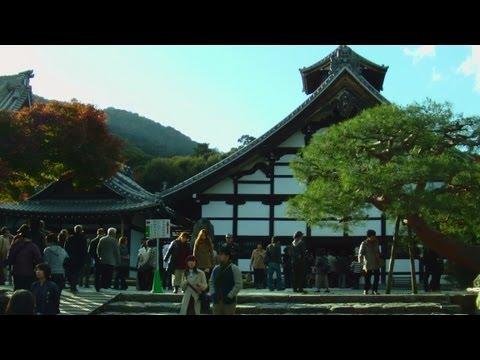 Tenryuji Temple (天龍寺), A UNESCO World Heritage Site, Arashiyama District