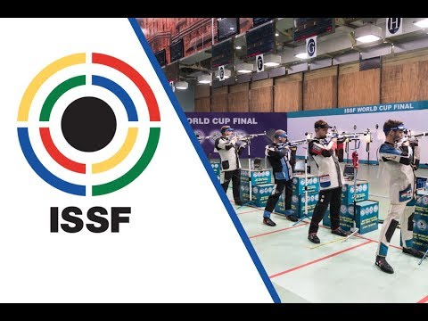 10m Air Rifle Men Final - 2017 ISSF World Cup Final in New Delhi (IND)