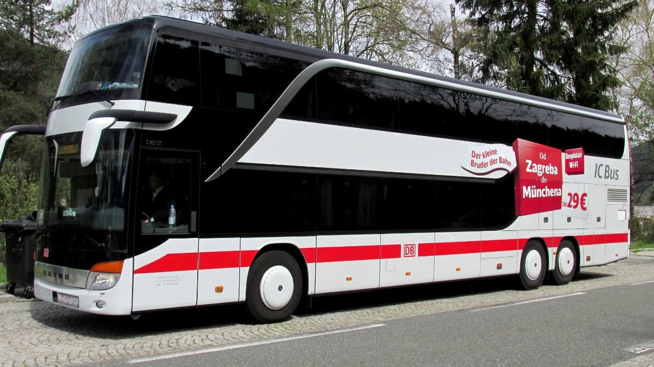Db Bus Nach Prag