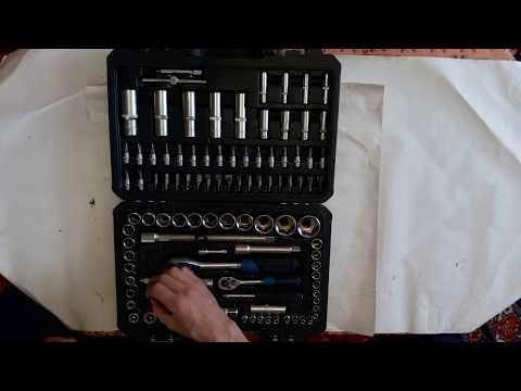 Набор инструмента FORSAGE 108 предметов