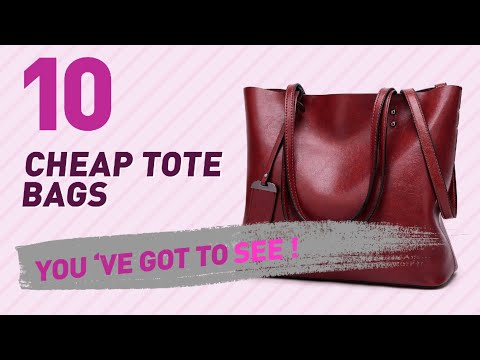 Under $25 Totes Bags // The Most Popular 2017