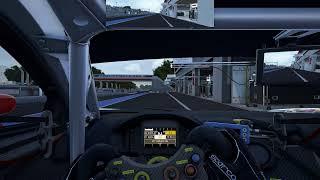 AC Competizione  Paul Ricard  Honda NSX