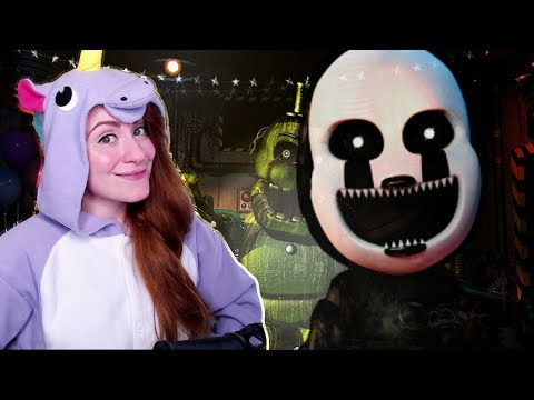 Especial de Halloween | FNAF Ultimate Custom Night