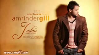 Tu Juda Amrinder Gill Judaa Full Songs flv   YouTube