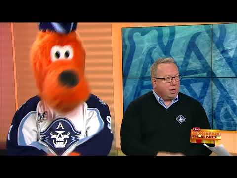 Roscoe Shares an Exciting Admirals Giveaway