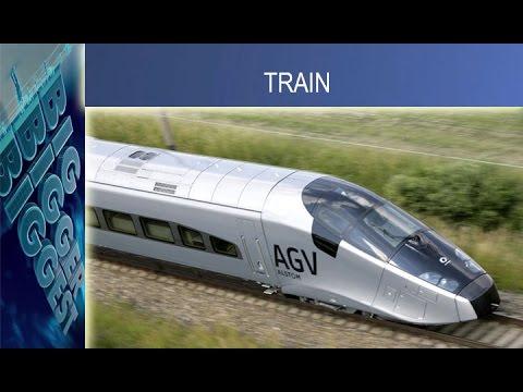 Tàu cao tốc TGV