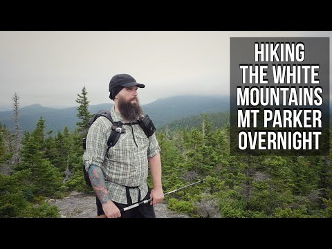 Hiking the White Mountains | Mt Parker Overnight