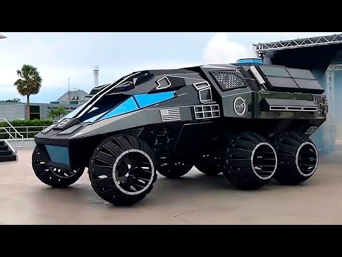 8 INCREDIBLE MOST ADVANCED VEHICLES IN THE WORLD