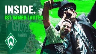 Jubiläumswoche Spezial & Maxi Eggestein Throwback| WERDER.TV Inside vor FC Augsburg