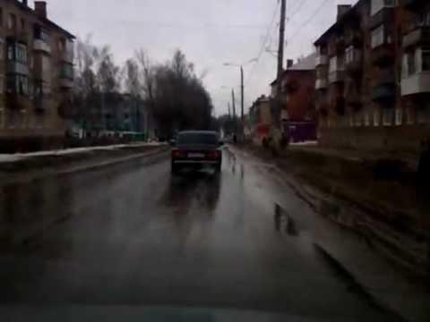 Дороги г. Щекино, Тульская обл. #3 10.04.2011