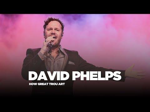 David Phelps - How great trou art [Live en Santo Domingo] - C4B Productions