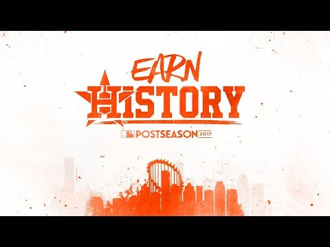 Houston Astros - The Journey - 2017 World Series Champions