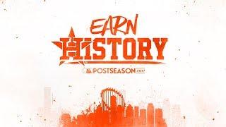 Houston Astros - The Journey - 2017 World Series Champions