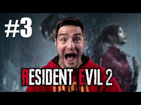 СтРАХ #3! RESIDENT EVIL 2
