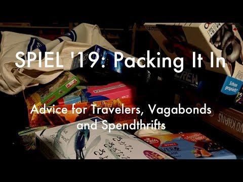 SPIEL '19: Packing It In — Fun & Board Games W/ WEM