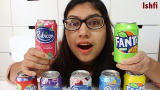 Learn Colors with Fanta & Rubicon with Rufi
