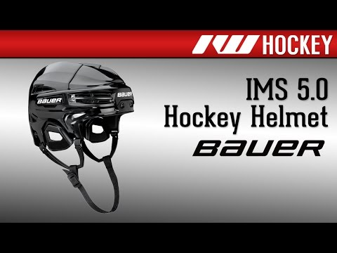 Bauer IMS 5.0 Helmet Review - YouTube 4d422a07f2afc
