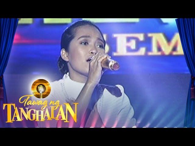 Tawag ng Tanghalan: Joylaine Canonio | Forever's Not Enough (Round 4 Semifinals)
