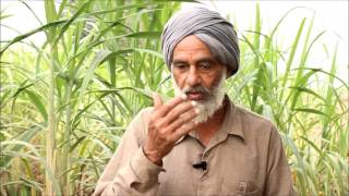 amarjeet sharma sharing his experiences of Natural Farming and about Kheti Virasat Mission