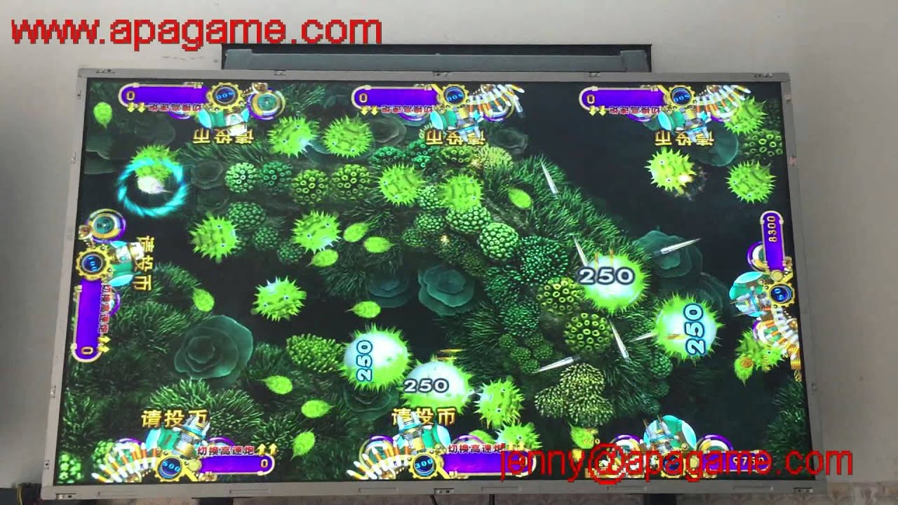 Ocean king 2 c igs 1000 shoots fish game youtube for Ocean king fish game