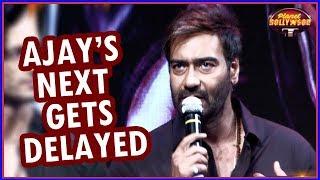 Ajay Devgn's Film 'Taanaji' Gets Delayed Because Of 'Padmavati'?| Bollywood News