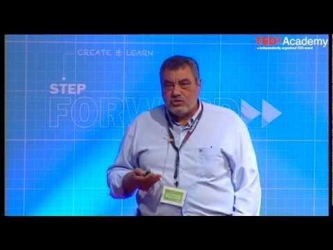 TEDxAcademy - Panagiotis Kanellis - Innovating Farming