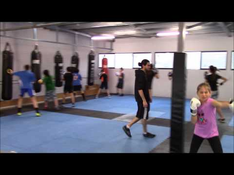 Premier boxing club Kids class