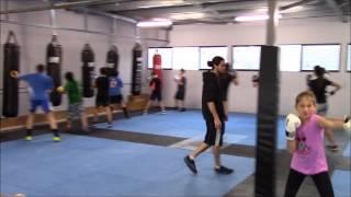 Premier boxing club Kids class