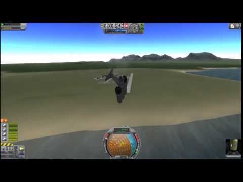 KSP Thrust SSC