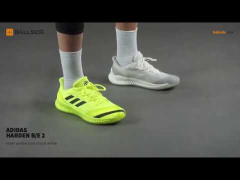 finest selection b7015 40ad0 adidas Harden B E 2 on feet Review