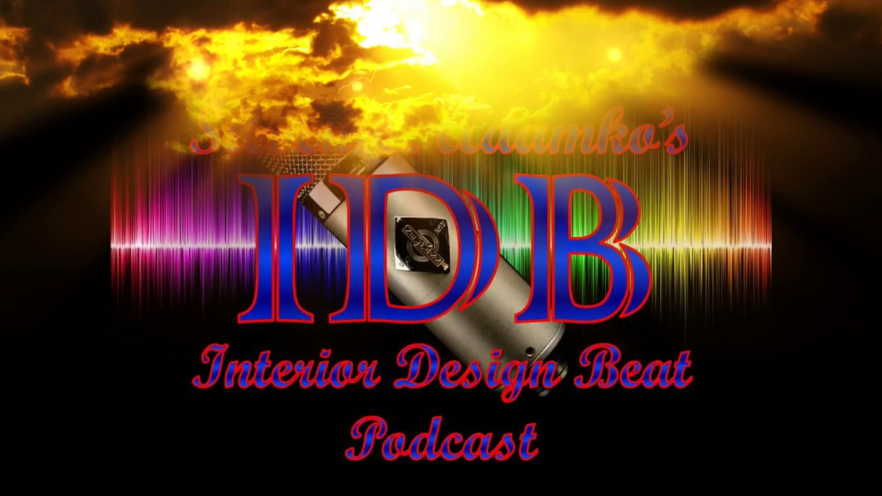 Interior Design Podcaster Steven C Adamko