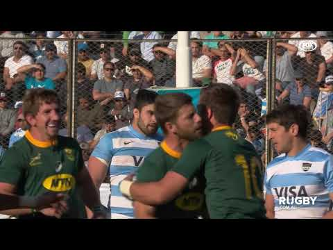 The Rugby Championship: Argentina vs South Africa