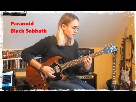 Paranoid (Black Sabbath) Guitar Cover