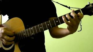 http://learnguitarfasttips.com - An easy guitar lesson for beginner...