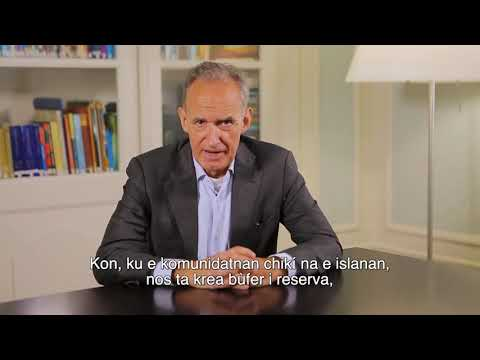 Discurso di representante di Hulanda na islanan CAS relaciona cu Prinsjesdag
