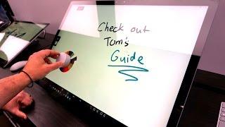 Microsoft Surface Studio Hands-On