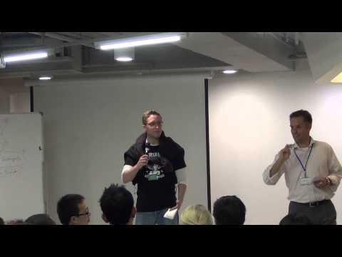 Startup Weekend  Hong Kong 2012 @ CoCoon
