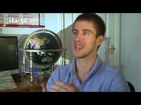 ITV News, Ash Dykes   Walking the Yangtze