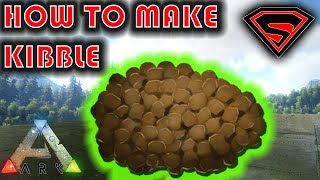 Ark How To Make Kibble   Guide To How To Make All Kibbles In Ark And How To Use Them