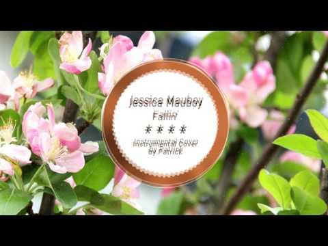 Jessica Mauboy - Fallin' ( Instrumental Acoustic )