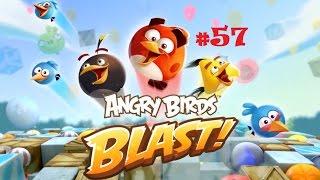 Angry Birds Blast   Level #57