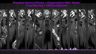 Kingdom Hearts 2 - Organization XIII