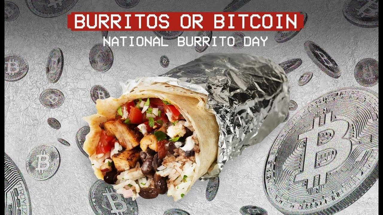 Chipotle giving away $100000 in free burritos and $100000 in Bitcoin today