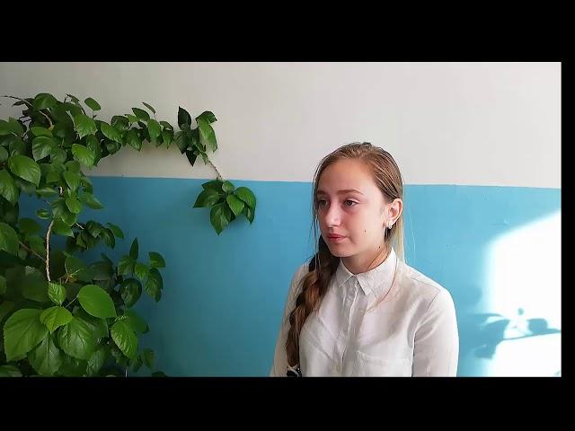 Изображение предпросмотра прочтения – ВикторияПолозова читает произведение «Стихотворение в прозе Нищий» И.С.Тургенева