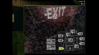 Five Nights at Freddy s 3 5 Ночей С Фредди 3 1 ночь