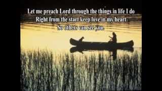 The Fragrance Prayer (Lyrics) - (Based on John Henry Newman Prayer) P.M.Adamson