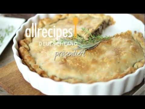 Rezept: Britischer Hackfleisch-Pie (Beef and Pork Pie) selber machen